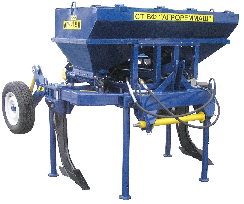 Агрегат почвообрабатывающий чизельный АГЧ-1,5Д