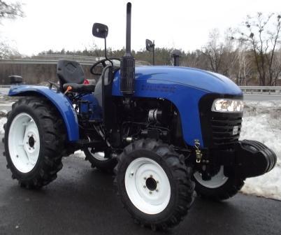 Мини-трактор Булат-264Е