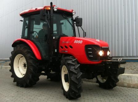 Трактор Branson-8050C