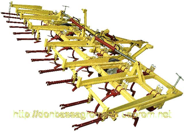 Культиватор противоэрозийный КПП-6 (КПЭ-6П)