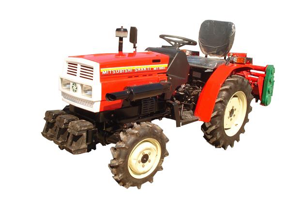 Мини-трактор Mitsubishi MT 180D