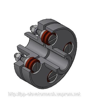 Муфта втулочно-пальцевая 100-500 мм