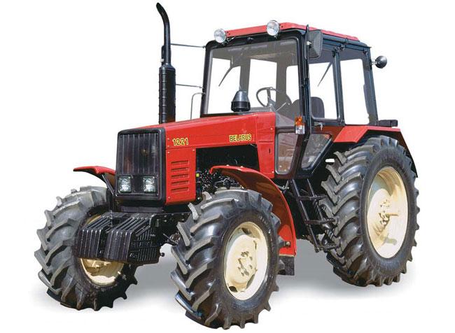 Трактор БЕЛАРУС 1221