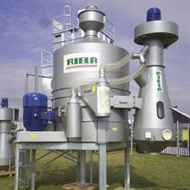Зерноочистительная машина RIELA Prof-Seed