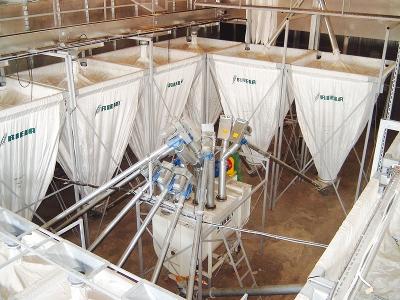 Оборудование для комбикормовых заводов RIELA