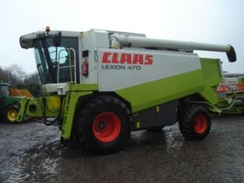 Claas Lexion-470
