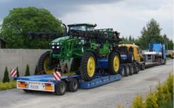 Что нужно знать о транспортировке и доставке сельскохозяйственной техники