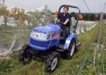 Мини трактор: купить или арендовать?