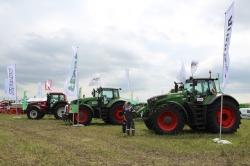 Модели техники AGCO представлены на Чемпионате России по пахоте