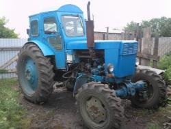 Купить трактор бу и отремонтировать