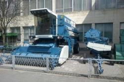 Украинские комбайностроители страдают от боев на востоке страны