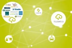 CLAAS: Протокол API позволил интегрировать системы TELEMATICS И CROPIO