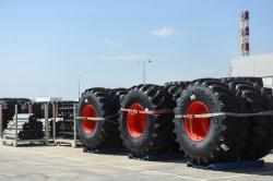 Завод КЛААС: Поставщик шин достиг нового уровня качества
