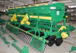 Сеялка зерновая – универсальная техника в автопарке фермера