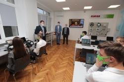 CLAAS открывает центр цифровых технологий для студентов КУБГАУ