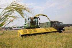 География поставок сельхозтехники расширяется