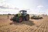 CLAAS: Система CEMOS НА 21% повышает эффективность трактора. Результат испытаний DLG