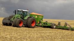 Модернизированный трактор от Fendt теперь в России