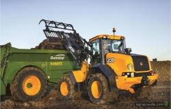 JCB представит ряд новинок для фермеров