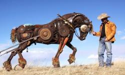 Новая жизнь старой сельхозтехники