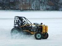 В России разработали сверхбыстрый трактор
