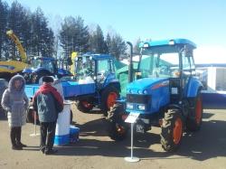 Техника «Агромаш» покорила выставку сельхозтехники в Кирове