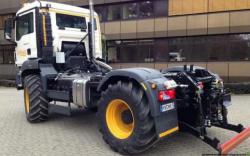Создан гибрид грузовика и трактора