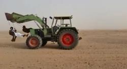 Купить трактор бу и переделать в качели