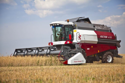 Вектор-410 – высокоэффективный зерноуборочный комбайн