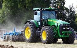 Российские производители сельхозтехники пришли в Крым