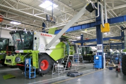 Claas откроет новый завод в Краснодаре