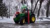 John Deere и ООО Юпитер 9 передали Белгородскому государственному аграрному университету современный трактор 6195M