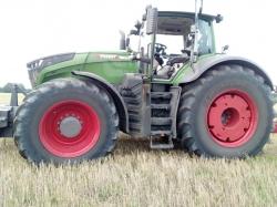 Первый трактор Fendt 1050 Vario поставили в Свердловскую область