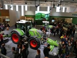 Бренды корпорации AGCO приняли участие в выставке SIMA 2019