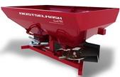 Grach 900 - идеальный разбрасыватель минеральных удобрений