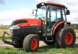 Kubota расширяет линейку агротехники