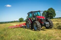 Massey Ferguson запускает лизинговые программы на приобретение своих самых популярных тракторов