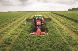 Новое оборудование Massey Ferguson для кормозаготовки выходит на рынок