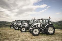 Тракторы Valtra в России предстали в белом цвете