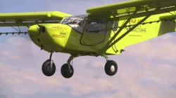 Миру представили «воздушный трактор», собранный в Казахстане