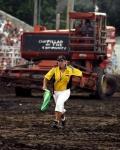 Зерноуборочный комбайн. Долгая жизнь и великая битва в Линде