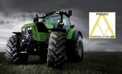 Deutz-Fahr 7250 TTV Agrotron – трактор-красавчик