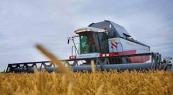 За 2013 год «Ростсельмаш» выпустил 3179 зерноуборочных комбайнов