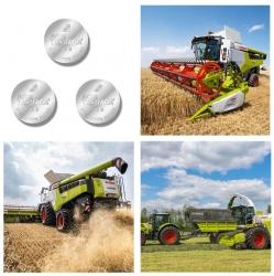 AGRITECHNICA 2019: инновационные разработки CLAAS получили три серебрянные медали