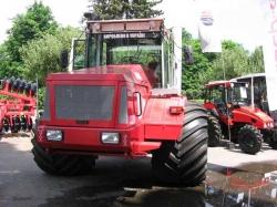 Украинская новинка среди тракторов