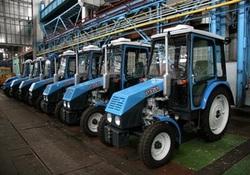 Украина планирует побить рекорды по производству тракторов
