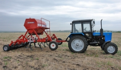 Белорусская сельхозтехника упрочняет позиции на мировом рынке