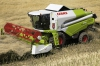 CLAAS наращивает производство зерноуборочных комбайнов Tucano в Краснодаре