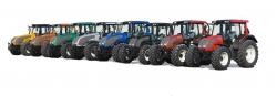 Компания Valtra  разработала новый шарнирно-сочлененный агротрактор