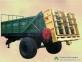 фото Машина для разбрасывания твердых органических удобрений РТД-5